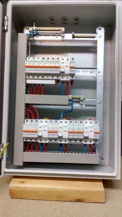 Асемблиране и монтаж на електрически табла - Техно-Турс ЕООД - град Пловдив