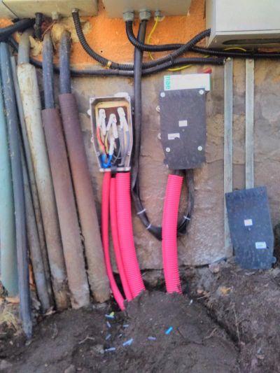 Ремонт и поддръжка на електрически мрежи и съоръжения - Техно-Турс ЕООД - град Пловдив